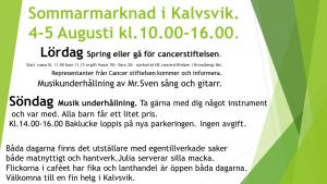 Kalvsviks Julmarknad @ Kalvsviks Bygdegård
